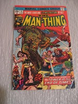THE MAN-THING #14 VOL 1 fine condition 1975 - $9.00
