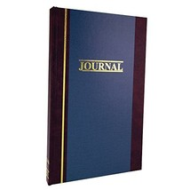"""Wilson Jones Account Journal, 11-3/4"""" x 7-1/4"""", Ruled, 300 Pages, 33 Lin... - $47.21"""