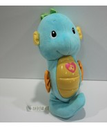 Fisher Price Soothe and Glow Seahorse Newborn to Infant - $9.89