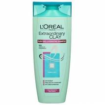 L'Oreal Paris Extraordinary Clay Shampoo, 175ml  - $13.10