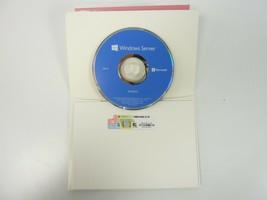 Microsoft Windows Server 2016 Standard 16 CORE 64bit DVD + PRODUCT KEY - $53.45