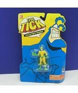 The Tick action figure mini Bandai 1994 Fox moc Crusading chameleon retr... - $28.87