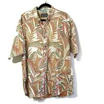 Reyn Spooner Hawaiian Print Shirt Mens Size XXL - $32.71