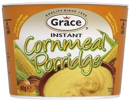 Grace Jamaican instant cornmeal porridge 60g X 12 - $39.99