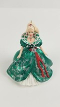 1995 Holiday BARBIE Hallmark Keepsake Ornament #3 in Series Special Edition  - $9.65