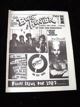 The Bone Hunter Punk Fanzine #6 October 1982 Lords Of The New Church Jea... - $14.99