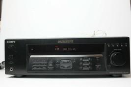 Sony 100 Watt Receiver STR DE185 2 Channel  - $39.59
