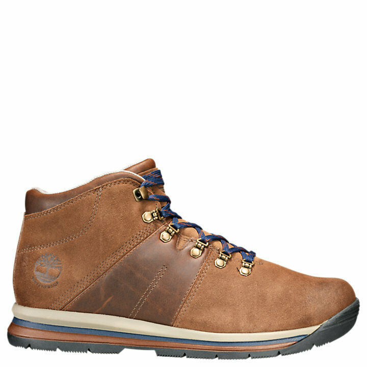 15e795290a Timberland Mens GT Rally Waterproof Hiking Boots Brown Premium Leather Shoes  - $199.24