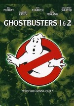 Ghostbusters Double Feature Gift Set: (Ghostbusters / Ghostbusters 2   C... - $11.62