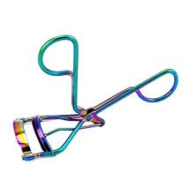 Eyelash Curler Curling Clip Colorful Professional Beauty Tool - £13.01 GBP