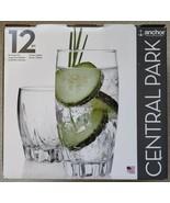 Anchor Hocking 6 Clear Highball 6 Tumbler Drinking Glasses 12p Set - $24.99