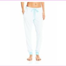 Nautica Womens Knit Long Pant in Robbins Egg, M (NWT $46) - $12.10