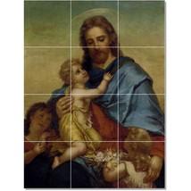 Hans Zatzka Religious Painting Tile Murals BZ23269. Kitchen Backsplash Bathroom  - $120.00+