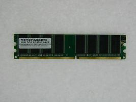 1GB MEMORY FOR HP PAVILION A740.NL A740.UK A750.NL A750CL A800N A808.UK A809.UK