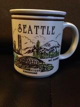VTG Seattle WA Landmark Mt Rainier Space Needle... - $12.86