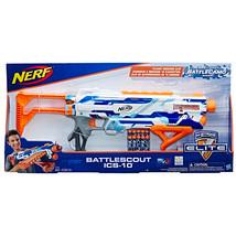 Nerf N-Strike Elite BattleScout ICS-10 BattleCamo   assemblyRequiredInd:... - $42.55