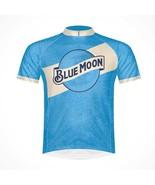 Blue Moon Cycling Jersey Blue - $59.98