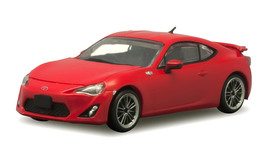F Toys 1/64 Japanese Classic Car Selection Vol. 5 Toyota 86 ZN6 #2D Red - $12.99