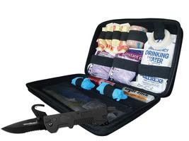 Statgear Auto Survie Kit avec / T3 Secours Outil,Urgent Premiers Voiture - $49.41