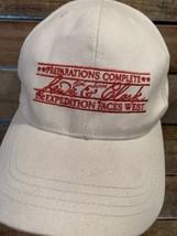 LEWIS & CLARK Expedition Faces West  Adjustable Adult Cap Hat - $9.89