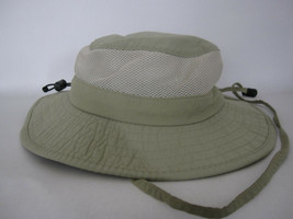 Dorfman Pacific Co DPC Fishing/Outdoor/Camping Vented Nylon Bucket Hat Sz S image 2