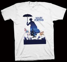 Mary Poppins T-Shirt Robert Stevenson, Bill Walsh, Julie Andrews, Dick V... - $14.99+