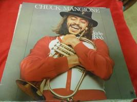 "Great Music LP Record- CHUCK MANGIONE ""Feels Good"" - $8.50"