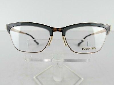 Tom Ford TF 5392 (020) Gray/Matte Gold  54 x 18 135 mm Eyeglass Frames