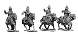 Xyston 15mm: Parthian Cataphracts (2nd Century)