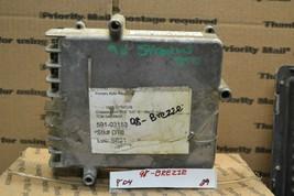 1998 Plymouth Breeze Transmission Control Unit TCU P04606468AK Module 29... - $9.99