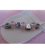 7 Charms, Two-Tone Fairytale Happily Ever After Frog Prince Royal Carria... - $29.98