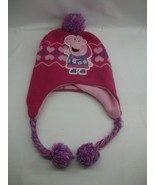 Peppa Pig Pink Youth Childs Winter Hat Toque Beanie Stocking Cap - $19.99