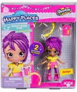 Shopkins Happy Places Skatlyn & 2 exclusive Petkins Lil' Shoppie Pack S3  - $9.95