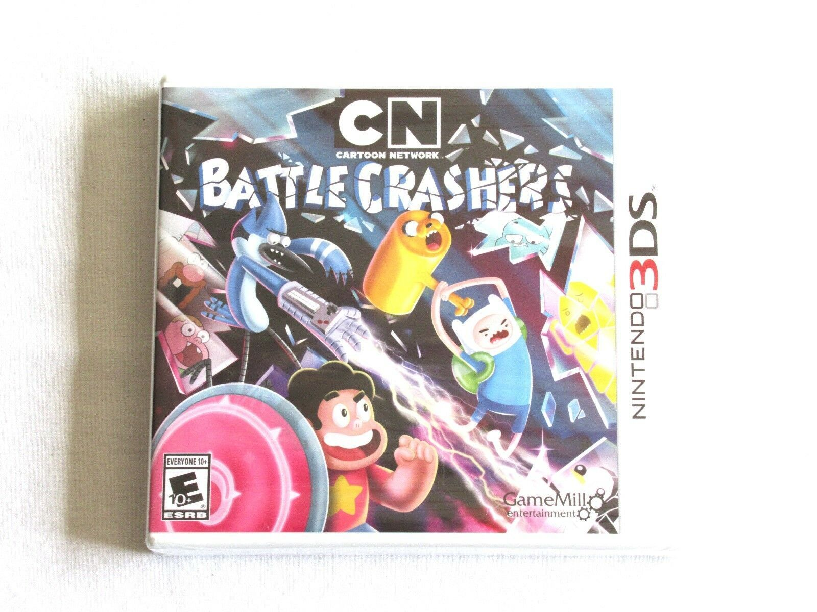 Primary image for CN Cartoon Network Battle Crashers Nintendo 3DS 2016 New & Sealed Rated E-10+