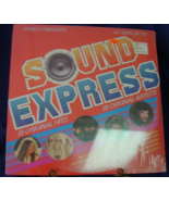 Ronco presents SOUND EXPRESS - Various Artists - SEALED - $8.00