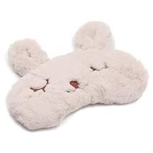 Funbase Funny Rabbit Women Sleep Eye Mask Contoured Travel Blindfold No ... - $13.11