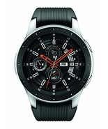 Samsung Galaxy Watch smartwatch (46mm, GPS, Bluetooth) – Silver/Black (U... - $416.65