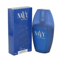 Navy by Dana Cologne Spray 1.7 oz / 50 ml For Men NIB Without Cellophane - $15.30