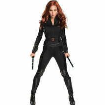 Rubies Marvel Black Widow Guerra Civil Vengadores Mujer Disfraz Hallowee... - $48.05