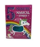 5 Minute Magical Stories Hardback Book Featuring Unicorns Mermaids & Oth... - $14.50