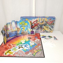 Vintage 90s Mighty Morphin Power Rangers Board Game Milton Bradley Complete - $49.45