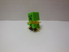 "Minecraft Series 6 End Stone Exploding Creeper Figure 1"" w/ Original Box - $6.92"