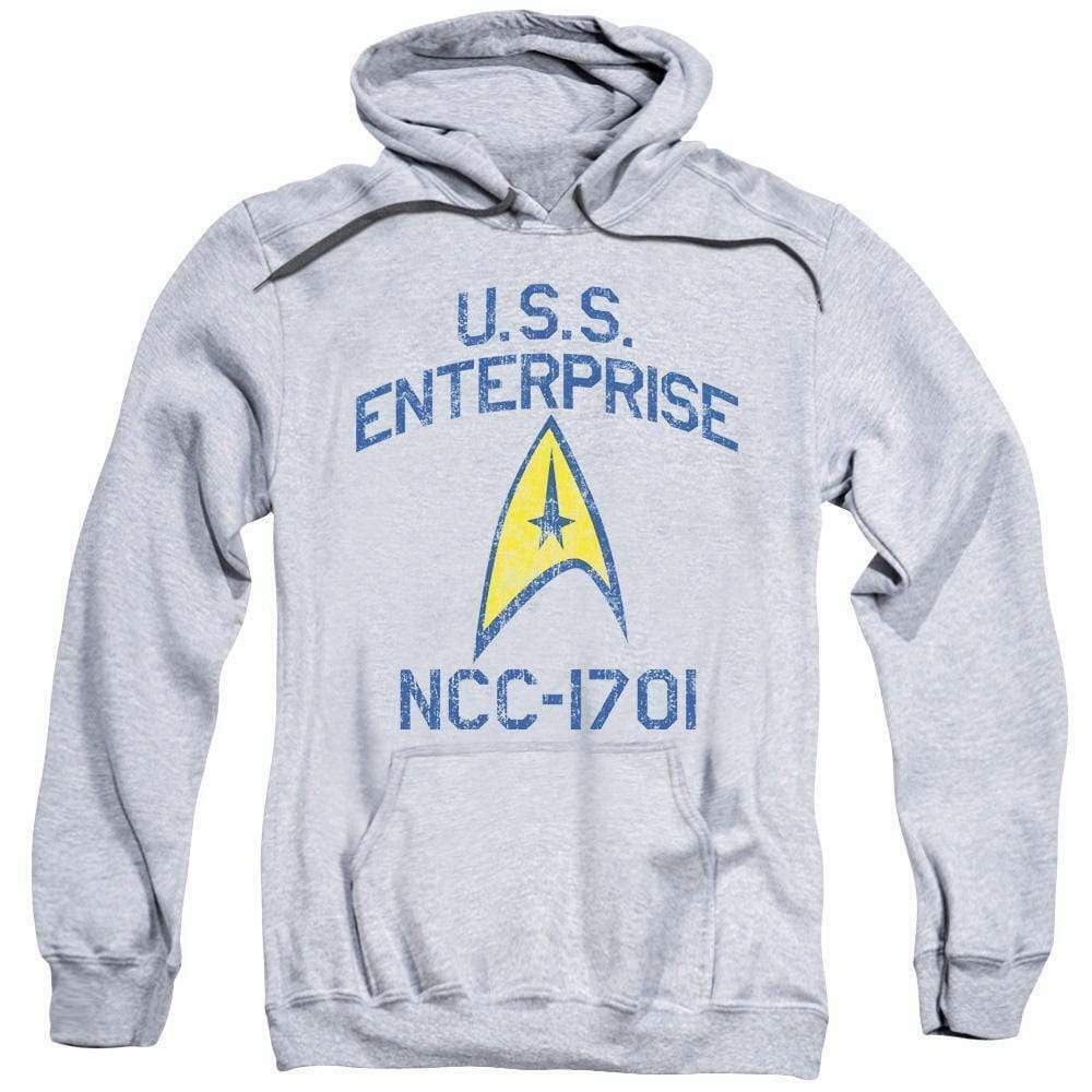Star Trek Space U.S.S Enterprise NCC-1701 Retro Sci-Fi graphic hoodie CBS1509