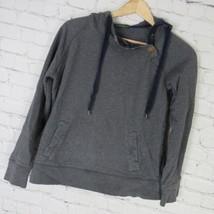 Ralph Lauren Pullover Damen KLEIN S Grau Kapuzenpullover - $36.33