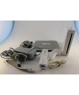Nintendo Wii Console White System RVL-001 Complete Bundle - Gamecube Com... - $49.49
