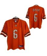 Reebok Authentic NFL Jersey Chicago Bears #6 Jay Cutler Orange Size 50 (... - $19.80