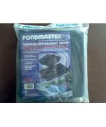 SUPREME FILTER COARSE & CARBON PAD POND 1000 PONDMASTER MASTER 2000 DANNER - $18.81