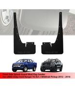 Front Splash Guard Mud Flap For (4WD) 4 Door Ford Ranger T6 Pickup 2012 ... - $90.35