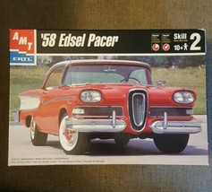 AMT '58 Edsel Pacer Model Kit New in open box  - $19.77