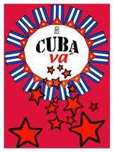 Decorative Poster.Interior wall art design.Art.Cuba Va.Cuban Flags.4097 - $9.90+